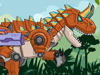 Jeu Dino Robot Carnotaurus