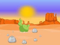 Jeu Mission Escape - Desert