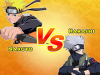 Jeu Naruto Fighting CR - Kakashi
