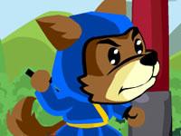 Jeu Ninja Dog Quest
