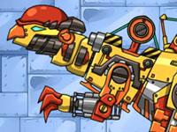 Jeu Dino Robot - Pachycephalo Saurus