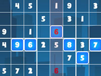 Jeu Super Sudoku