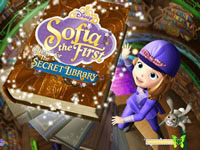 Jeu Sofia the First Quest for the Secret Library