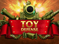 Jeu Toy Defense