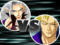 Jeu gratuit Fairy Tail VS One Piece 1.1