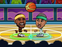 Jeu Basketball Legends