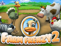 Jeu gratuit Farm Frenzy 2