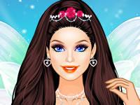 Jeu Barbie Féerie
