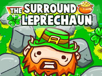 Jeu Surround the Leprechaun