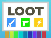 Jeu LOOT The Game