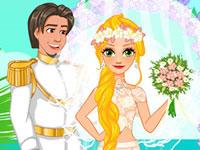 Jeu Raiponce se marie en été