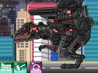 Jeu Dino Robot - Terminator T-Rex