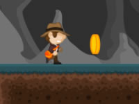 Jeu gratuit The Cave Explorer