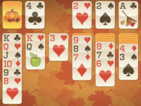 Jeu Fall Solitaire