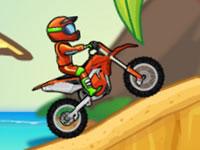 Jeu Moto X3M 3