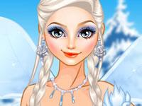 Jeu Elsa Fée des Glaces