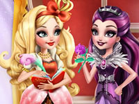 Jouer à Ever After High Rivales de Mode