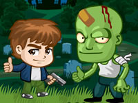 Jeu gratuit The Ironic Zombie