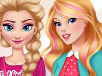 Jeu Retour à l'école des princesses Disney