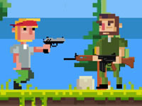 Jeu Frenzy Pixel War