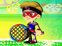Jeu Nick Tennis Stars