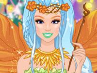 Jeu Barbie au bal des fées