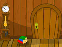 Jeu gratuit Wooden Room Escape
