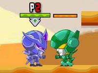 Jeu SD Robo Combat Arena