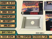 Jeu gratuit Vintage Game Shop