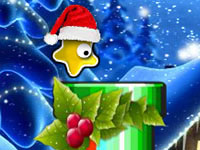 Jeu Flappy Christmas Star