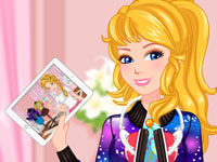 Jeu Barbie Youtubeuse