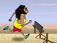 Jeu Caveman Olympics