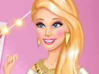 Jeu Barbie Book Photos