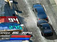 Jeu Traffic Collision 2