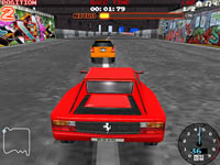 Jeu Super Drift 4