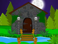 Jeu Halloween Forest Escape