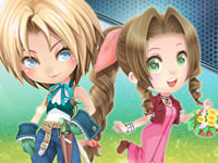Jeu Final Fantasy Dress Up