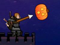 Jeu Pumpkin Archer