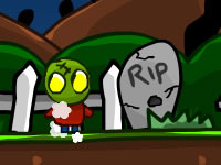 Jeu Zombie Head
