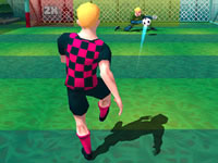 Jeu 10 Shot Soccer