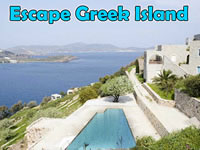 Jeu Escape Greek Island