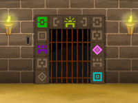 Jeu Toon Escape - Tomb