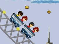 Jeu Rollercoaster Rush