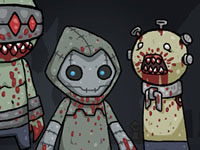 Jeu ReZer - My little zombie