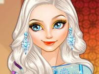 Jeu Elsa Princesse Arabe