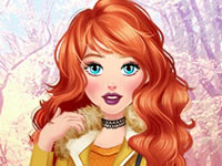 Jeu Mon avatar d'hiver