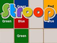 Jouer à Stroop