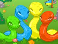 Jeu Snakes Maze