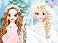 Jouer à Mariage hivernal