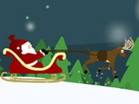 Jeu Santa's Coming